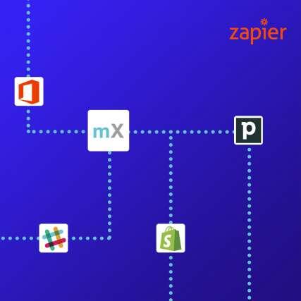 Verbinden Sie mailXpert mit über 3'000 Apps